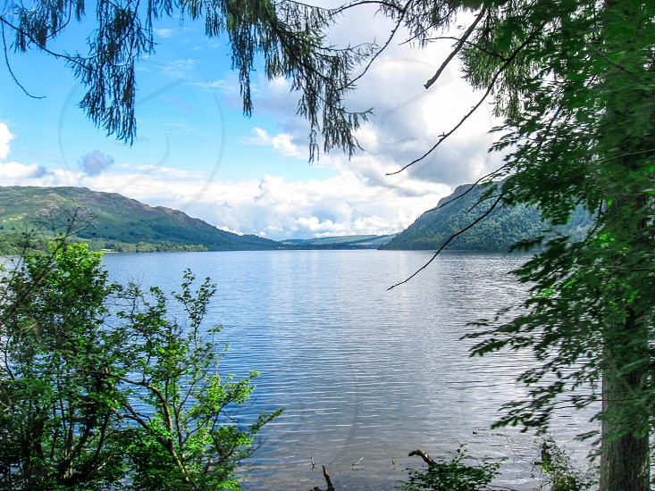 Ullswater Lake photo
