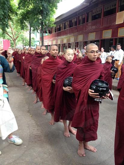 ミャンマーの寺院 photo