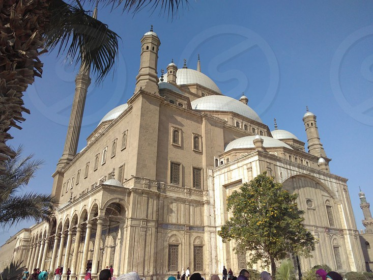 Mohamed Ali Mosque in Cairo ( Egypt ) photo
