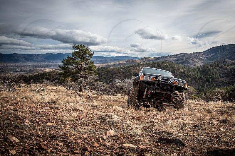 Toyota 4runner in Nevada photo