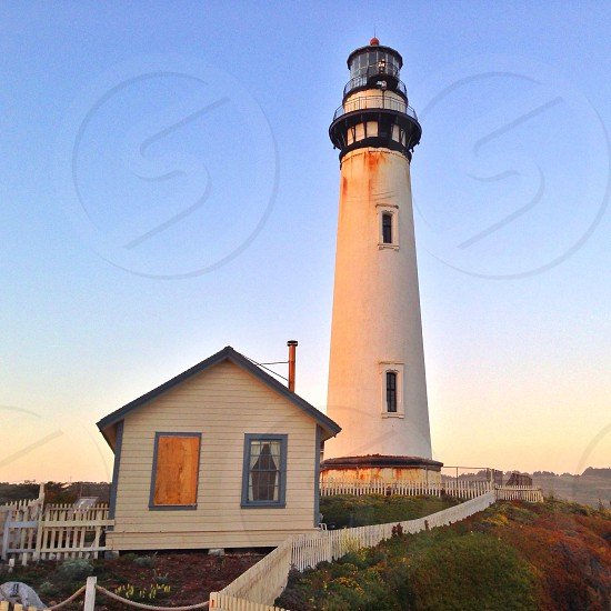 Pigeon Point Lighthouse Northern California photo