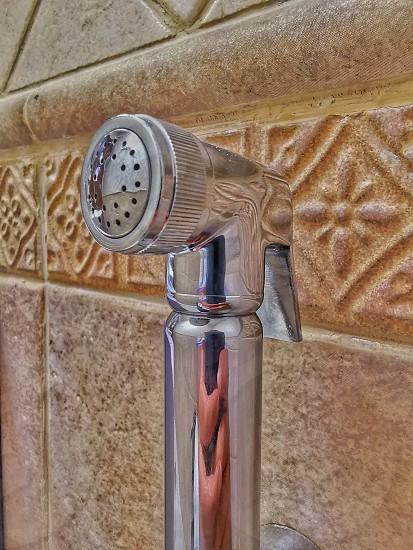 hand held shower water spray sanitary ware faucet bathroom items water gun photo
