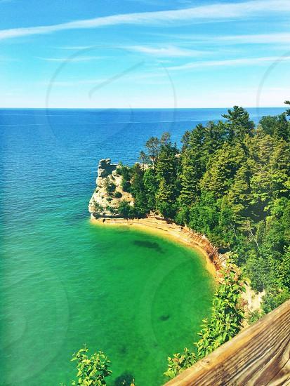 Miner's Castle - Pictured Rocks Michigan photo