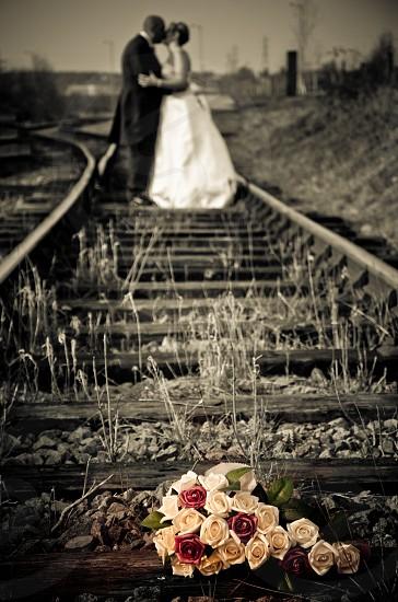 Wedding image bouquet photo