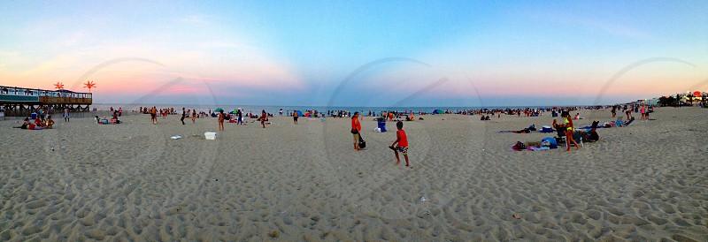 Point pleasant beach New Jersey photo