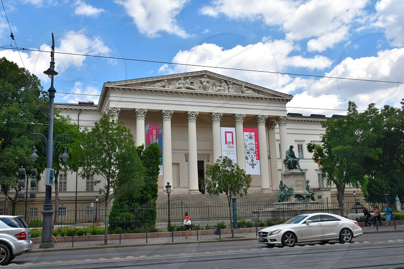 Hungarian National Museum - Budapest photo