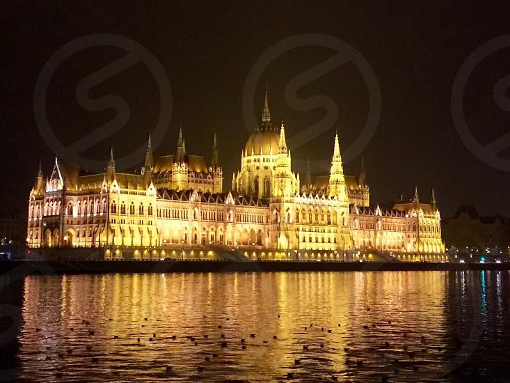 Budapest Parliament House photo