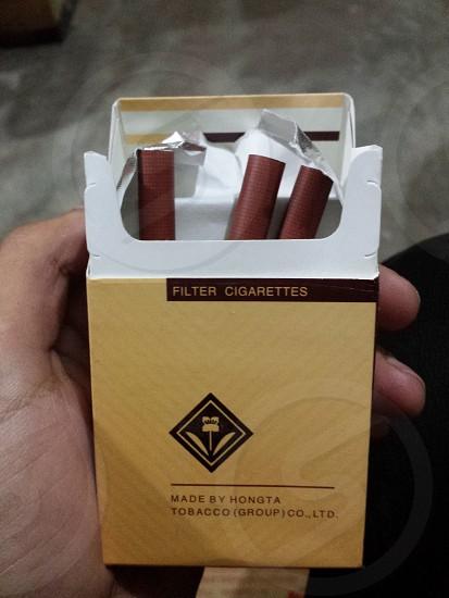 Cegareet photo