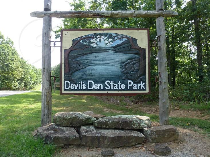Devil's Den State Park photo
