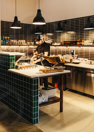 Chesa - Kitchen photo