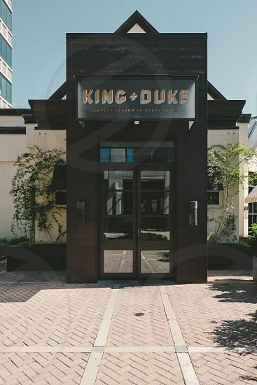 King and Duke restaurant Atlanta Georgia  photo
