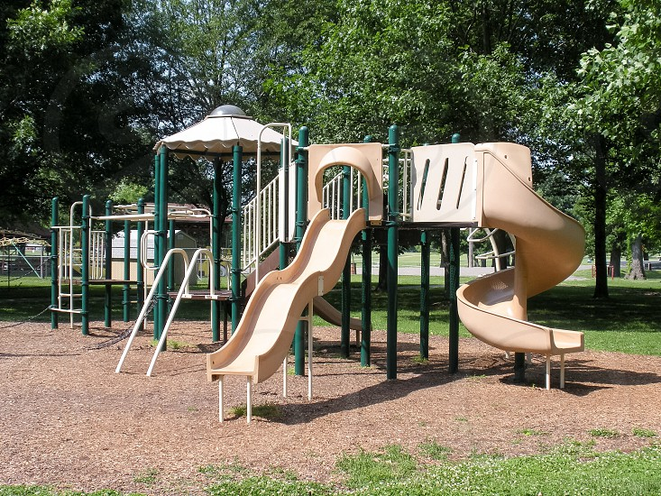 Kids playground  photo
