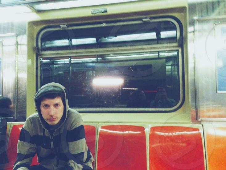 Nyc subway metro photo