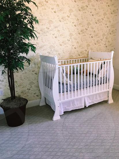 Baby's bedroom. photo
