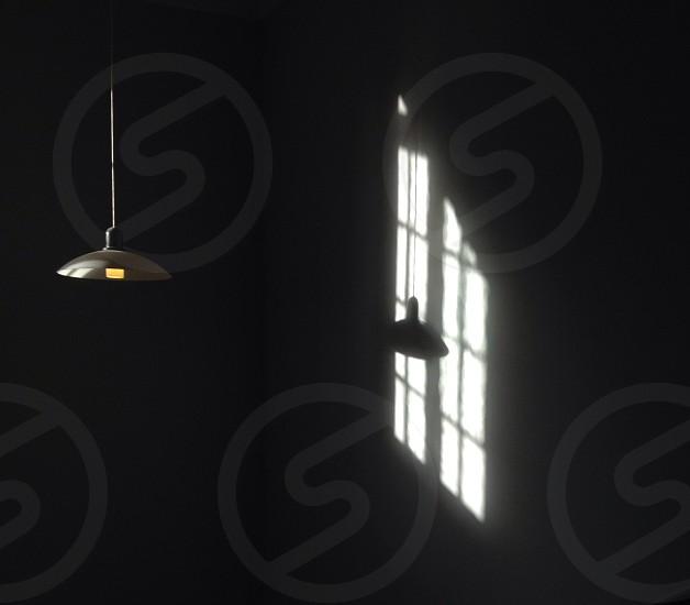 Ligth shadows photo