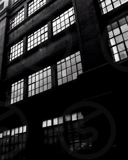 East London Factory Building photo