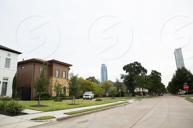 Galleria Area in Houston Texas. photo