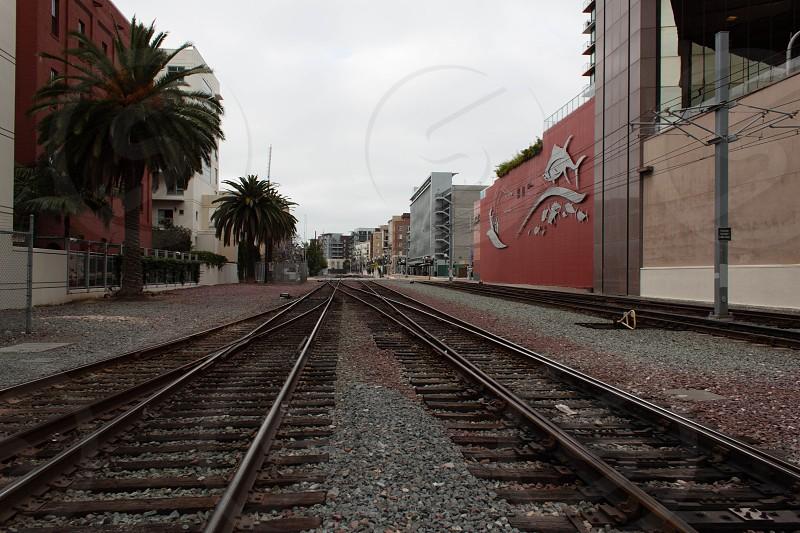Downtown San Diego. photo
