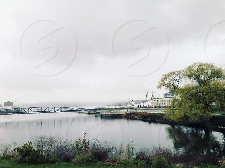 steel bridge photo