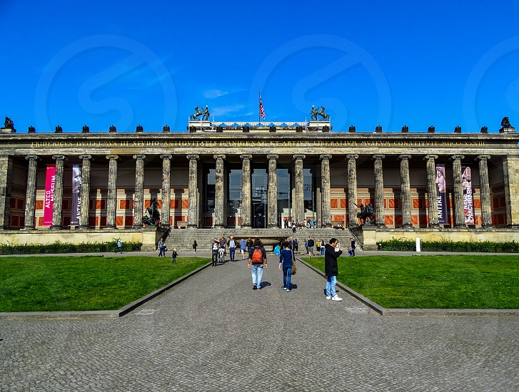 Altes Museum - Berlin photo