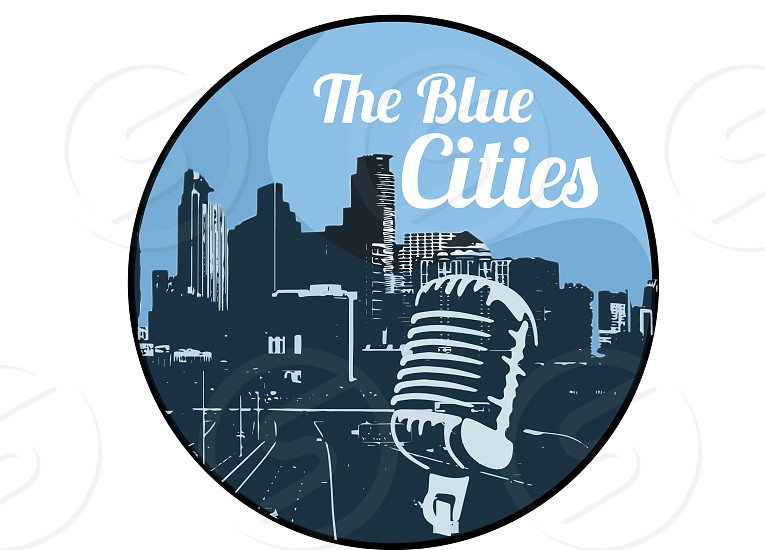 The Blue Cities design photo