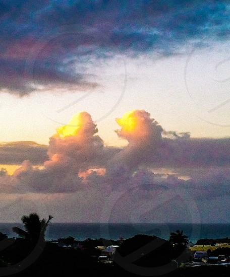 Облака photo