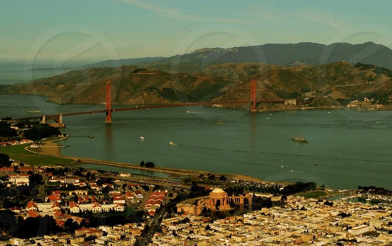 Presidio Aerial  photo