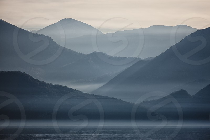 Vranjina Skadar lake Monenegro photo