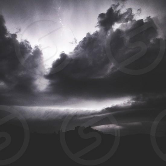 cloud view photo