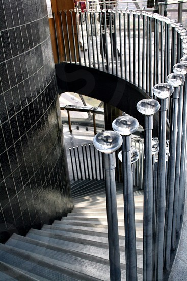 spiral stair case photo