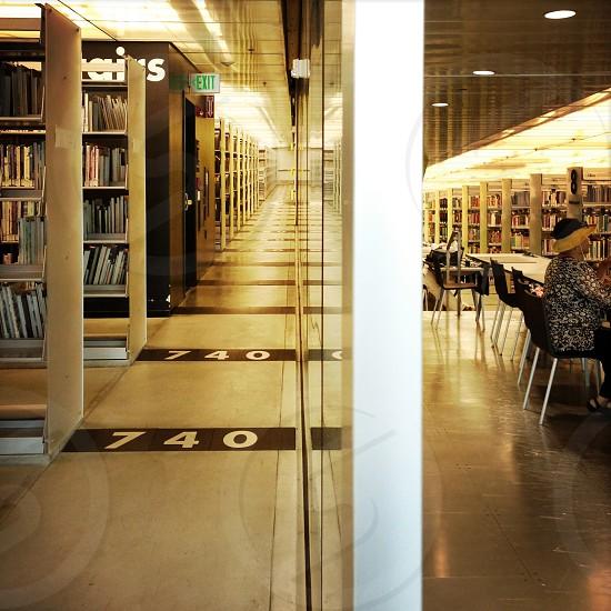 Seattle Public Library photo