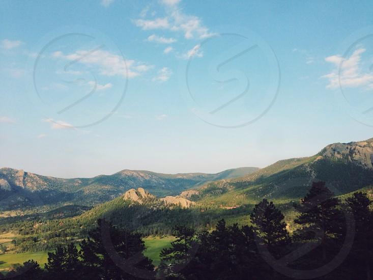 Just a little Estes Park. photo
