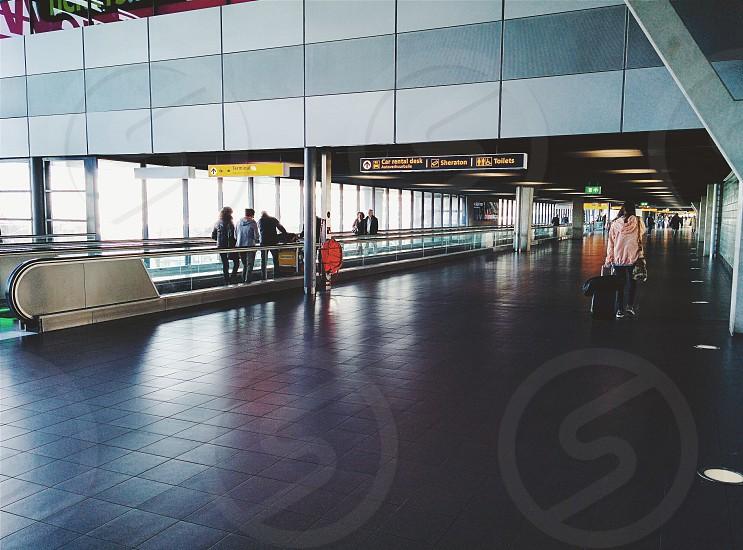 Schiphol Amsterdam photo