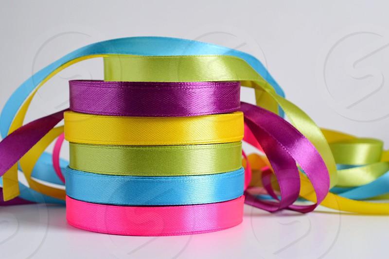 Ribbons  photo