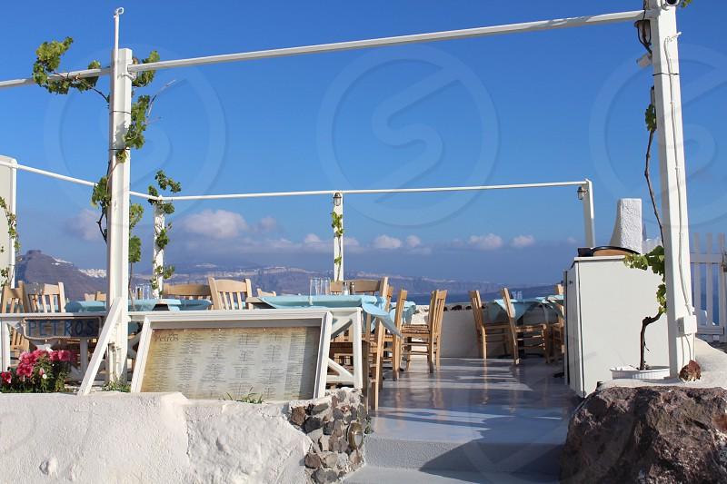Santorini Europe  photo