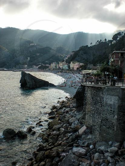 Monterosso al Mare Cinque Terre. Liguria Italy photo