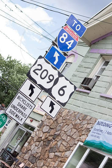 Signs Directions photo