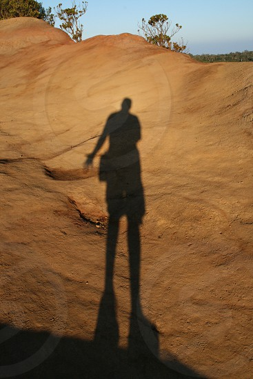 A Hiking Shadow photo