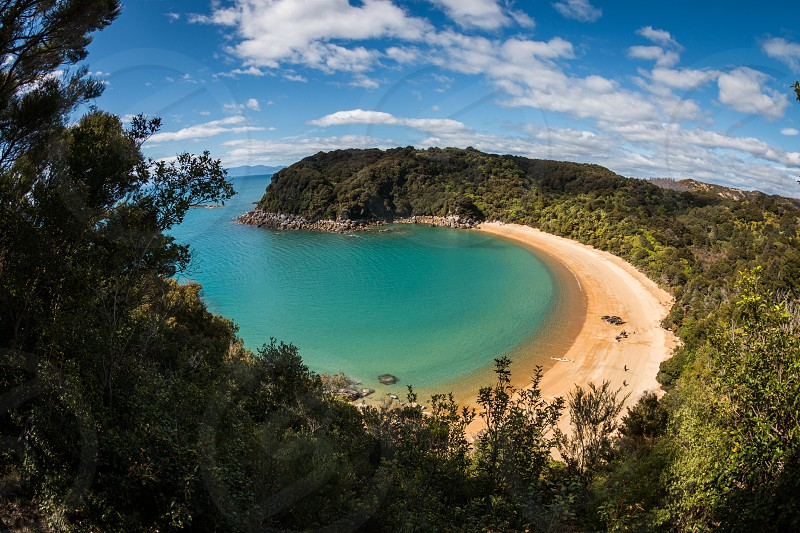 Abel Tasman National Park/New Zealand photo