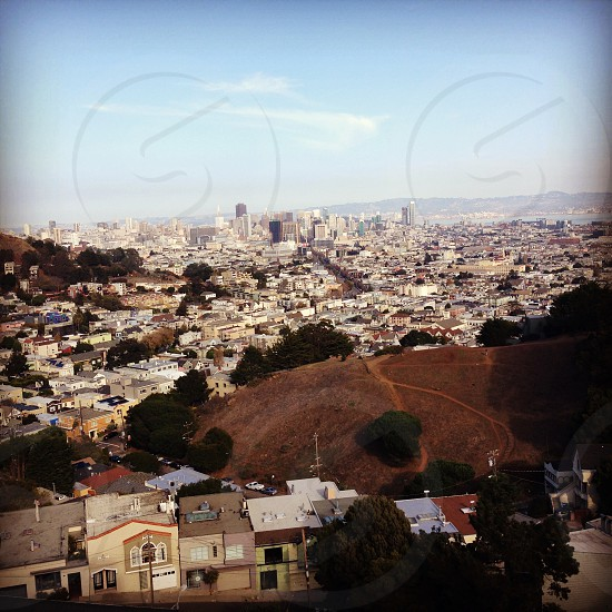 View from Twin Peaks photo