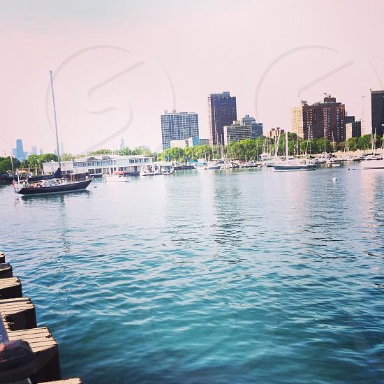 Chicago! Lake Michigan! photo