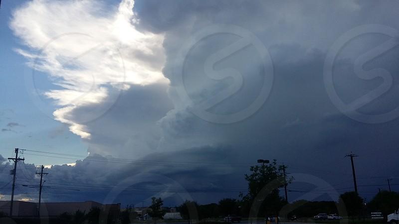 texas storm photo