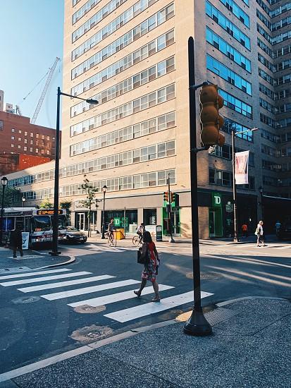 street photography city people sunlight morning  photo