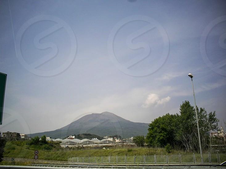 Mont Vesuvio - Napole photo