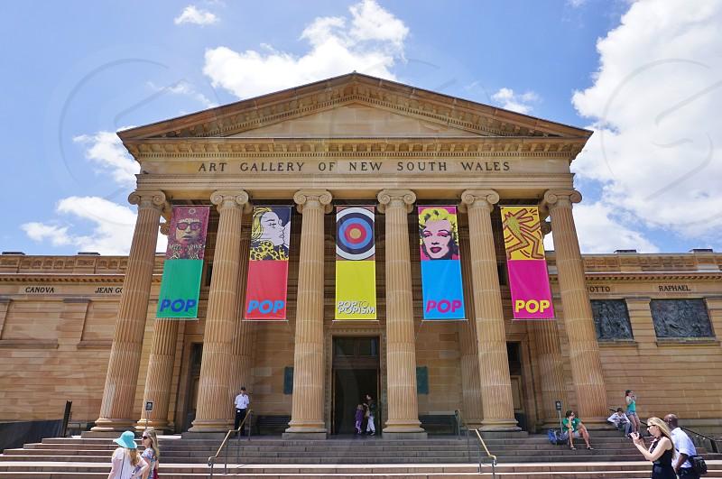 Art Gallery of New South Wales - Sydney Australia photo