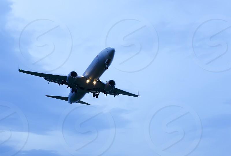 Generic Airplane 3 photo