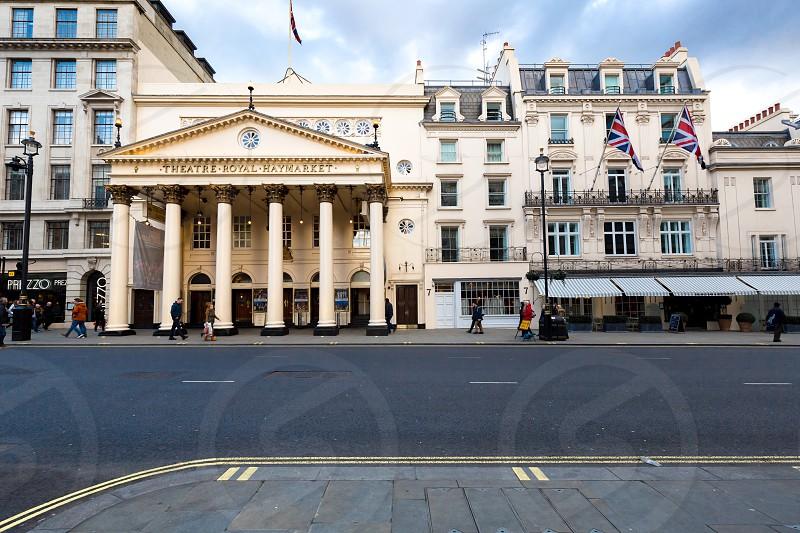 Theatre Royal Haymarket London photo