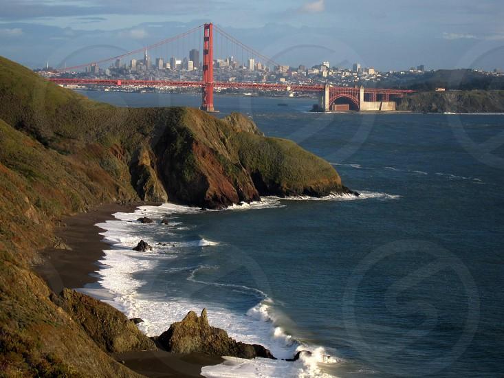 Golden Gate San Francisco Bay photo
