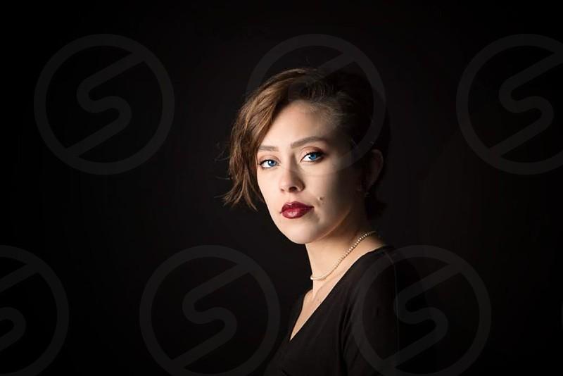 woman beautiful photo