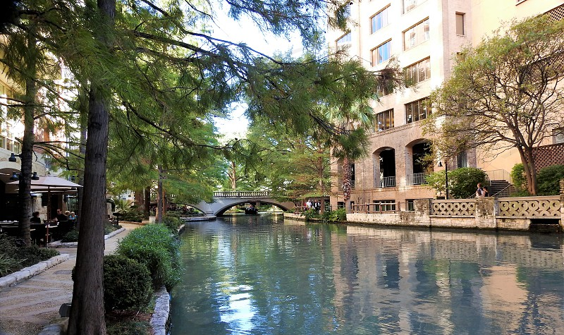 San Antonio River Walk Texas          photo